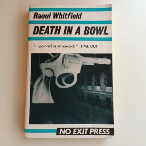 Death in a Bowl cover